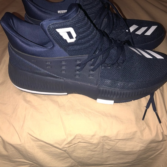 best loved ec24a 7e14f adidas Other - Adidas Dame 3 basketball sneakers